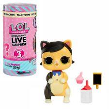 L.O.L. Surprise | Interactive Live Surprise | LOL Haustier mit Accessoires