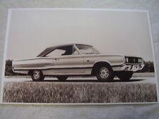 1967 DODGE CORONET  426 HEMI CAR  11 X 17  PHOTO  PICTURE