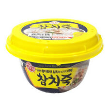 OTTOGI Korean Tuna Porridge Korea Instant Food Soup Snack for Family Kids