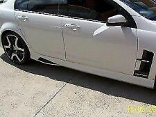 HOLDEN VE VF MALOO SIDE SKIRTS SEDAN UTE OR WAGON