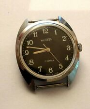 Watch VOSTOK Soviet Vintage Wristwatch Mens USSR Mechanical 17 Jewels Wostok