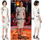 Rare!!! LOOKBOOK - Size S - ZARA FLORAL FLOWER ORIENTAL PRINT PRINTED DRESS