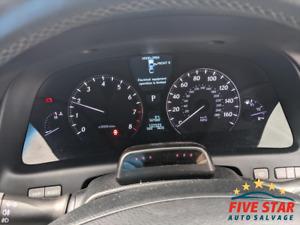 2008 Lexus LS 460 Petrol 280kW (381HP) (06-19) Speedometer Instrument Cluster