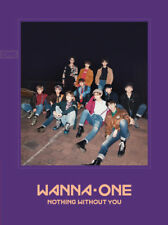 WANNA ONE 1-1=0 NOTHING WITH YOU, WANNA VER: FULL PACK WITH TRACKING NO, SEALED