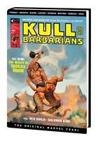 Kull Savage Original Marvel Years Omnibus HC, Whelan Variant, NM (2021) Marvel