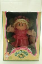 NIB Cabbage Patch Kids Limited Edition Vintage Kids Born July 11th FREE GIFT!