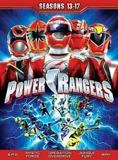 Power Rangers: The Complete Season 13-17 (DVD 2013), 22 DISK SET) NEW