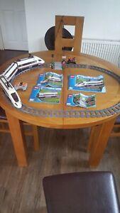 Lego 60051 City High-Speed Passenger Train Complete