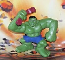 MARVEL SUPER HERO SQUAD SERIES THE INCREDIBLE HULK AVENGER ACTION FIGURE HASBRO