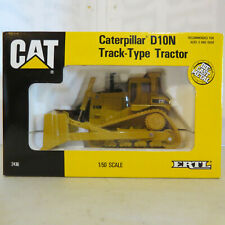 Ertl Caterpillar D10N Track-Type Tractor Highly Detailed 1/50 Scale 2436-B