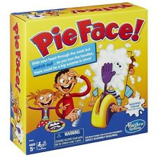 Pie Face Hasbro Family Party Hilarious Funny Splat In Your Face Game Free Ship