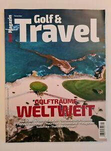 Golf Magazin Dezember 2020 Golf & Travel