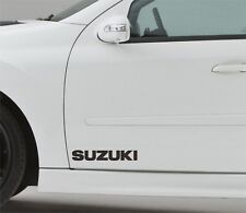 Door Sticker Fits Suzuki Swift Vitara Side Premium Qaulity Decals Graphics CF98