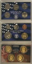 2007-S Proof Set United States US Mint Original Government Packaging Box & COA