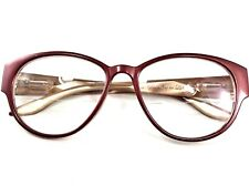 JM New York Reading Glasses +3.50 Brown Bifocals NEW Spring Hinged Joy Mangano