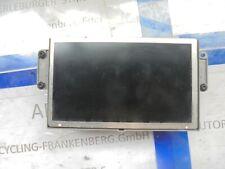 PEUGEOT 407 Original l'ordinateur de bord Display Tableau d'affichage 9663321480