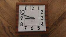 Horloge Murale Vintage « Japy » Fonctionne Parfaitement Très Bon Etat.
