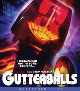 GUTTERBALLS NEW BLURAY