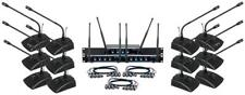 Vocopro 12 CH DIGITAL-CONFERENCE-12 UHF Digital Wireless Conference System