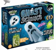Kids Weird Science Set Childrens Chemistry Activity Kit 10 Ghost Experiments