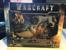 Warcraft Lothar Vs Blackhand Deluxe Mini Figure Set
