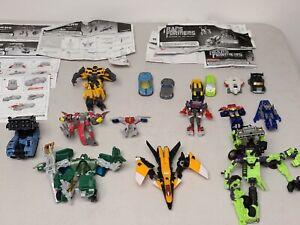 Transformers [LOT OF 16] BUMBLEBEE Mechtech, Decepticon, Autobots. MISCELLANEOUS