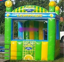 Commercial Event Inflatable Food Drink Lemonade Concession Stand Tent Booth New