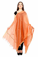 India Traditional Women's Stole-Scarves Long -Shawl-dupatta-chunni-Scarf-Wrap