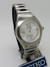 Seiko Kinetic Arctura Auto Relay Watch 5J22-0C90 REF: SMA139P1 New Old Stock