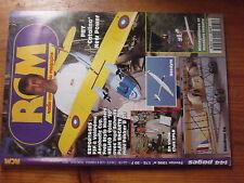$$3 Revue RCM N°178 Plan encarte Fokker D VII  PBY Catalina  Neodym  CPLR