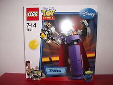 NEUF Lego 7591 Disney  Toy Story Figurine Zorg Zurg à Construire