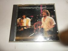 CD  Rod Stewart - Unplugged...and Seated