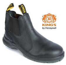 Oliver / Kings 15480 Black Safety Boots Steel Toe Anti Static