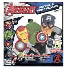 Marvel Avengers Origami - Factory Sealed