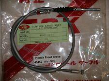 Honda QA50 Z50A 45450-114-010 Front Brake Cable
