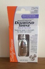 Sally Hansen Diamond Strength Shine Base and & Top Coat 13.3ml Z3479