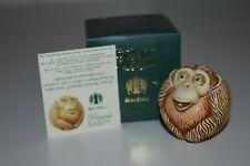 Harmony Kingdom Dizzie Monkey Box Figurine Tjrpmo Roly Polys Adam Binder
