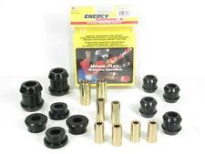 Energy Suspension Polyurethane Front Control Arm Bushings Black Integra Civic EG