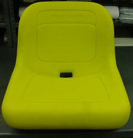 JOHN DEERE Genuine OEM Seat AM131157 High Back GT 225 245 GX325  LX255 277 LX288