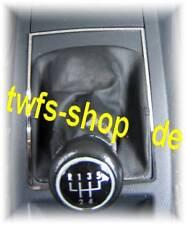 D VW Polo 9N Chrom  Rahmen für Schaltkulisse Schaltung Edelstahl poliert