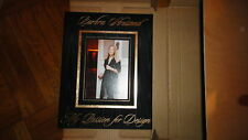 New SIGNED My Passion for Design Barbra Streisand Limited Edtion Book Numbered