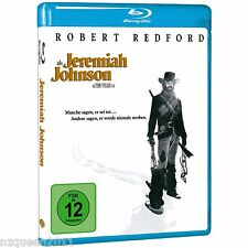 Jeremiah Johnson [Blu-ray] robert redford, will Geer, Allyn * NOUVEAU & OVP * culte