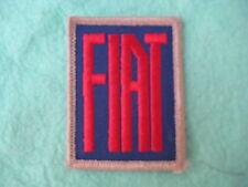 """Fiat Auto Patch 2"""" X 2 1/2"""""""