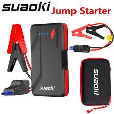40Wh 12V Auto Jump Starter 500A Booster Schnellladegerät Portable Power Bank USB