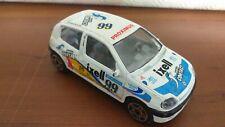 Renault clio burago 1/43