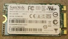 Lot of 20 SanDisk U110 M.2 16GB 2242 SSD 42mm HP 727240-001 SDSA6MM-016G-1006