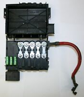 VW Golf MK4 ARL BDE FUSE BOX ON TOP OF BATTERY 5 WIRE TYPE 1J0937550AB