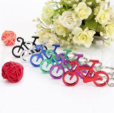 3pcs buntes Fahrrad Motorrad Schlüsselring Ring Keychain Schlüsselfob Geschenk
