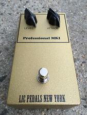 LIC Pedals MKI Tonebender Replica w/OC75 & OC72 's Hi output. Ronson Tone/Video