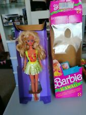 Vintage Barbie Skipper Doll Hawaii Boxed rare